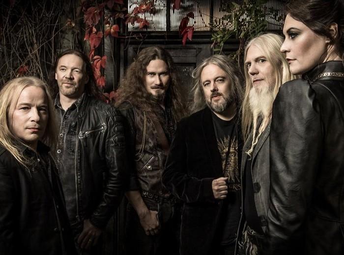 Nightwish ryhmäkuvassa