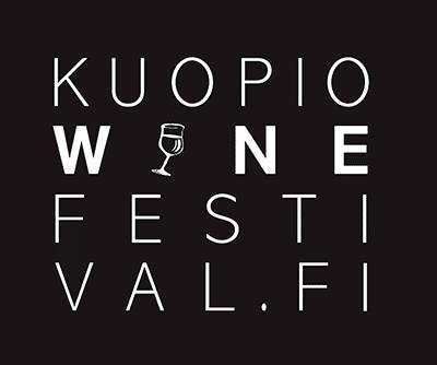 Logo: Kuopion viinifestivaali